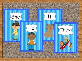 personal pronouns      speech