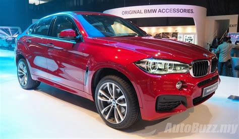 Bmw X6 Xdrive35i M Sport Launched, Priced At Rm719k