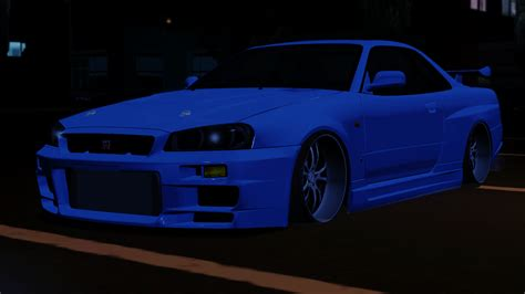 nissan skyline 2002 paul walker nissan skyline gt r34 to memory for paul walker edited