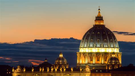 chi ha progettato la cupola di san pietro luoghi poco conosciuti di roma