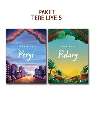 Buku TERE LIYE 5… - Tere Liye | Mizanstore