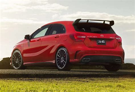 a45 amg prix mercedes a45 amg 2014 review carsguide