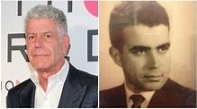 Anthony Bourdain - Leonard Cohen's Love Child?