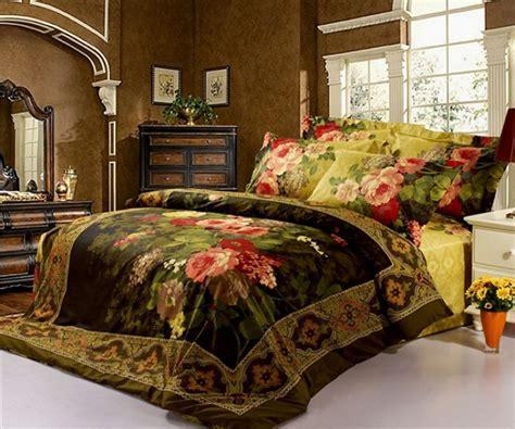 luxury comforter sets queen 100 cotton 4pc bedding set