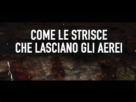 Vasco Brondi Libro by Come Le Strisce Lasciano Gli Aerei Vasco Brondi E