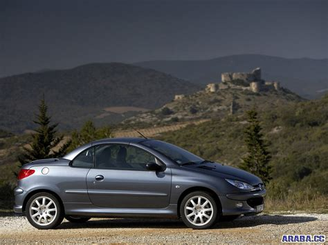 siege auto 206 cc 2005 peugeot 206 cc pictures information and specs