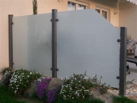 Sichtschutz Garten Milchglas sichtschutz m stief insektenschutz