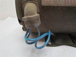 Leland Faraday H56 4hp Electric Motor 1725