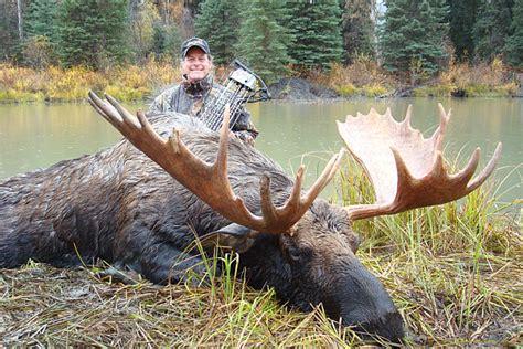 Outdoor Adventures Worldwide Yukon Moose