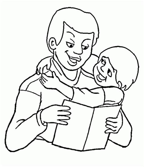 fathers day printable coloring pages coloring home