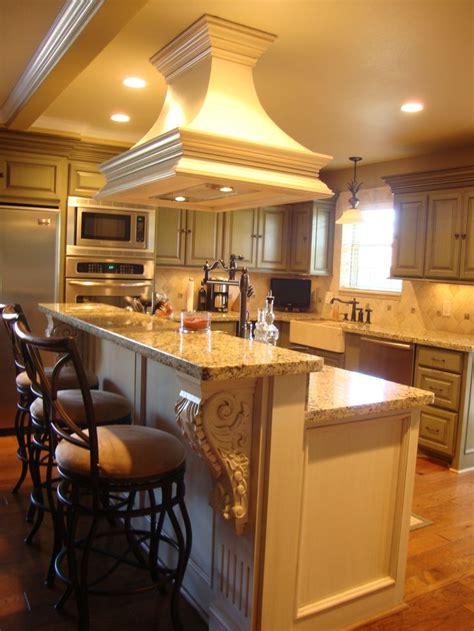 island hood ideas  pinterest kitchen island