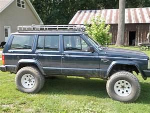 Jeep Cherokee Xj Cargo Dimentions