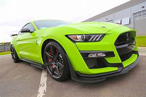 Under The Hood Of The 2020 Shelby GT500 And Discovered New Details