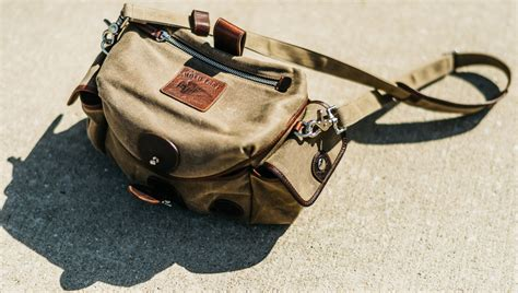 holdfast fundy streetwise review  camera bag