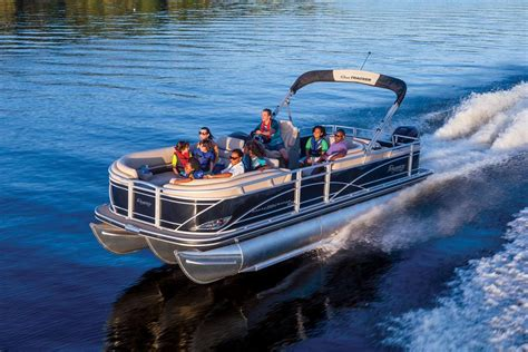 Tracker Pontoon Boats by Sun Tracker Boats Fishing Pontoons 2015 Bass Buggy 16
