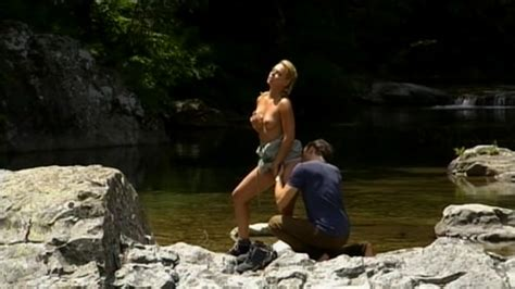 Naked Ellen Saint In Corsica Hot Sex
