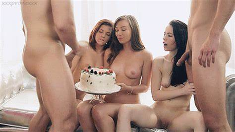 Massive Bals Birthday Surprise For Bi Lover