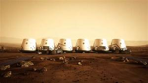 Mars One Project Training - Pics about space