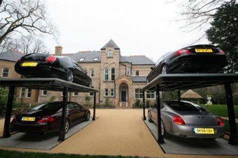 Luxurious Hydraulic Underground Garage Parking Freshome