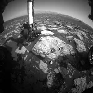 Mars Curiosity Rover 2017