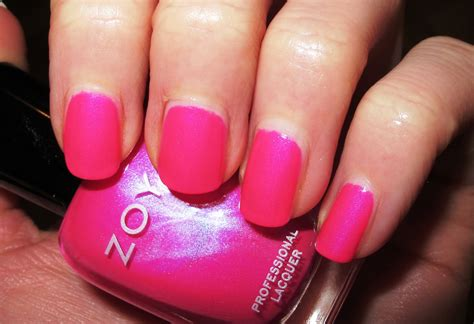 Hot Bright Neon Fuchsia Pink With Blue