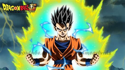 gohan    form super saiyan rage mystic gohan