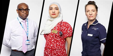 Rankin celebrates the NHS with a powerful portrait series