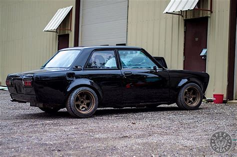 Datsun 510 Build by How To Build A Datsun 510 A Lot Engine Swaps Custom