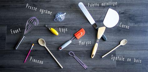 de cuisine occasion les ustensiles de bases à avoir en pâtisserie cupy
