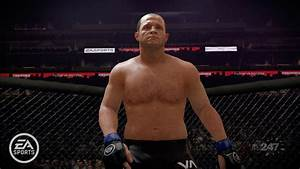 EA Sports MMA New Screens VG247