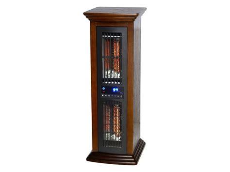 life pro medium room infrared tower heater fan life pro tower infrared heater fan combo