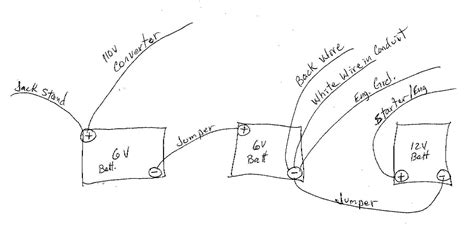 Fleetwood Pace Arrow Battery Wiring Diagram by Fleetwood Bounder Motorhome Wiring Diagram Wiring