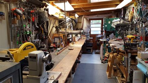 woodworking workshop bob nisbet