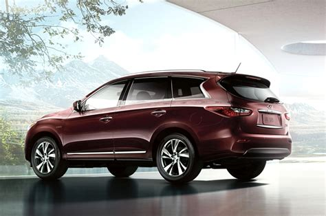 infiniti qx60 nearly 990 000 nissan infiniti vehicles recalled for air