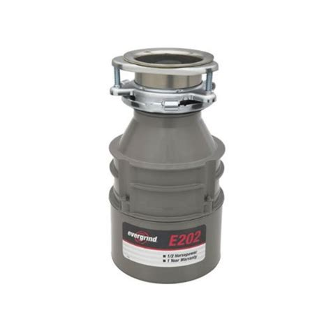 Garbage Disposal For Sale buy best price emerson evergrind e202 1 2 hp garbage