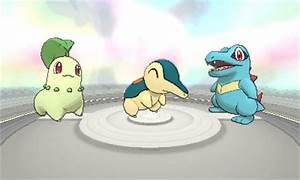 Pokémon Omega Ruby & Alpha Sapphire - Gift Pokémon