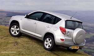 Toyota Rav4 5 Doors - 2006  2007  2008