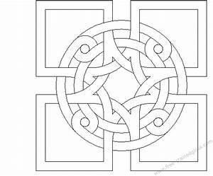 mosaic patterns coloring pages printable picture With roman mosaic templates for kids