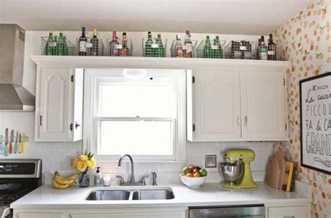 astuce cuisine pas cher 9 trucs pour gagner de la place dans la cuisine