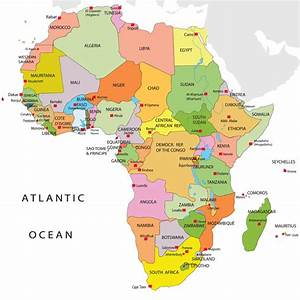 20 Common Misco... African Countries