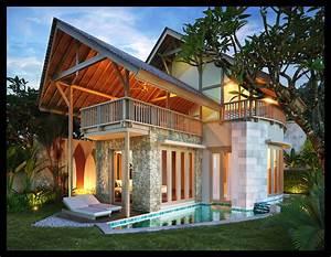 Innovative Balinese Houses Designs Design #535