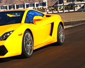 dream drive exotics lamborghini track car