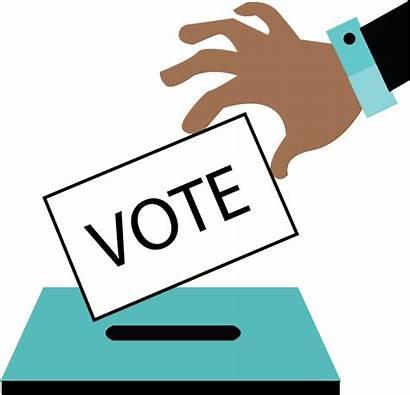 Clipart Ballot Voter Registration Voting Vote President