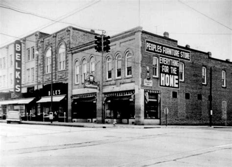 Statesville Furniture Company History by Time Pieces A Collection Of Mooresville S History
