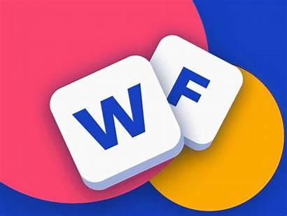 Icon App Word Words Dribbble