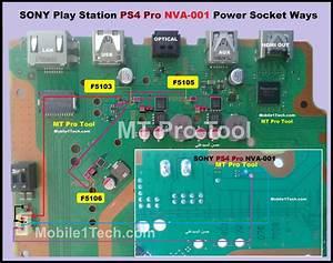 Sony Play Station Ps4 Pro Nva