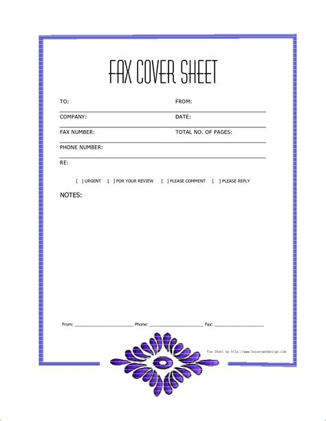 printable fax cover sheet teknoswitch