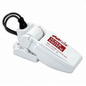Rule 37a Super Float Automatic Bilge Pump Switch 9175