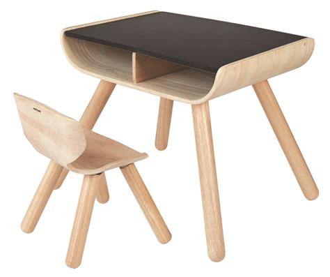 Tisch Stuhl Kleinkind by Plantoys Kleinkind Tisch Stuhl Naturholz Schwarz 2