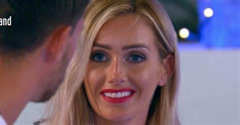 love islands laura dumped   jack   episode  producers continue
